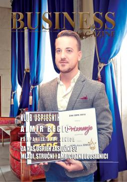 ALMIR BEGIĆ – BH Business Magazine